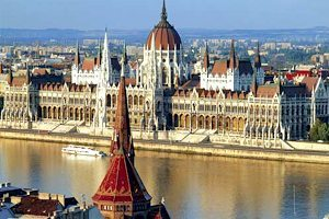 pays le moins cher d'europe - budapest