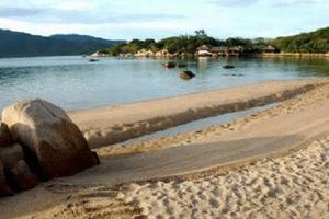 Voyager à plusieurs-Van Phong bay