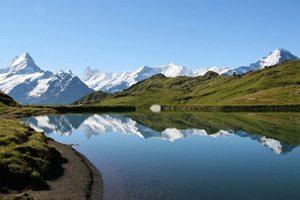 Alpes Suisses les plus beau lieux du monde