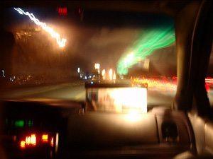 Taxi la nuit à Dnipropetrovsk