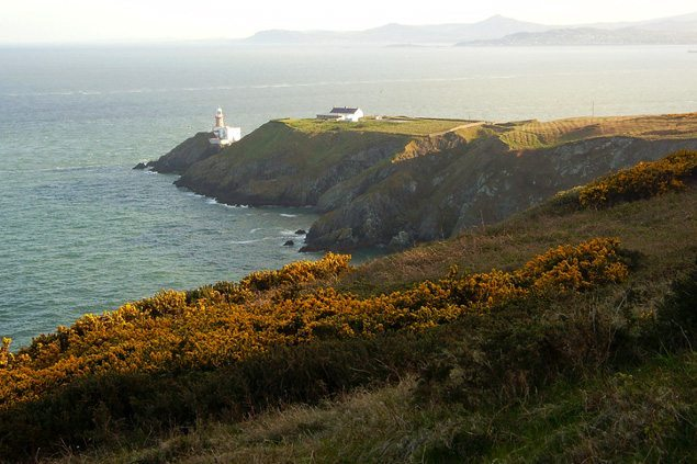 La côte de Howth