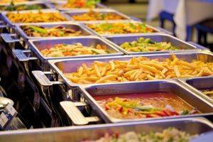 Les buffet en voyage
