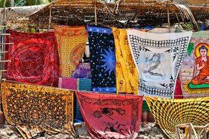 Textile en Inde