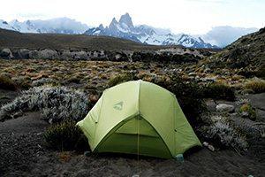Patagonian tent