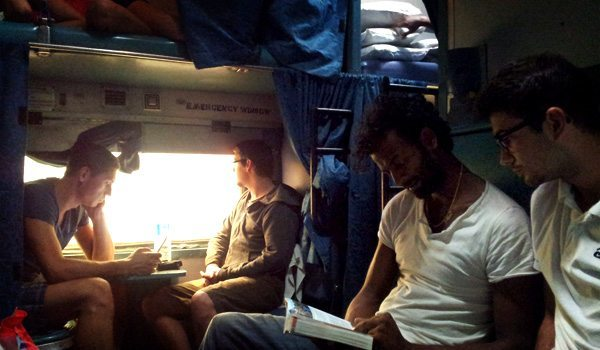 Organiser son voyage en train