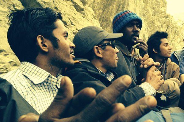 Voyage en stop à Leh