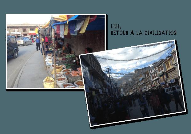 Leh en Inde