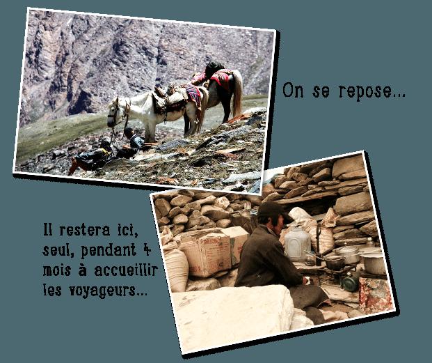 Ladakh tea time !