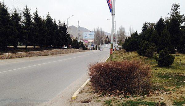 Cholpon Ata Kirghizistan