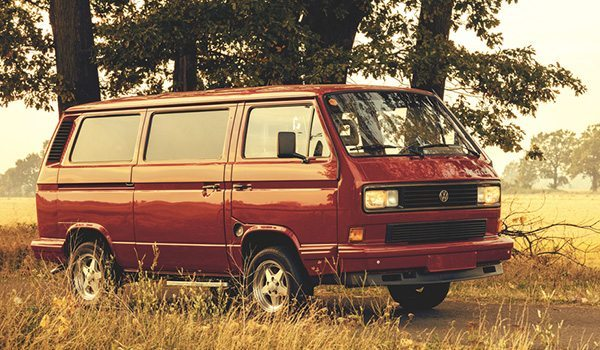 Combi VW T3 van life