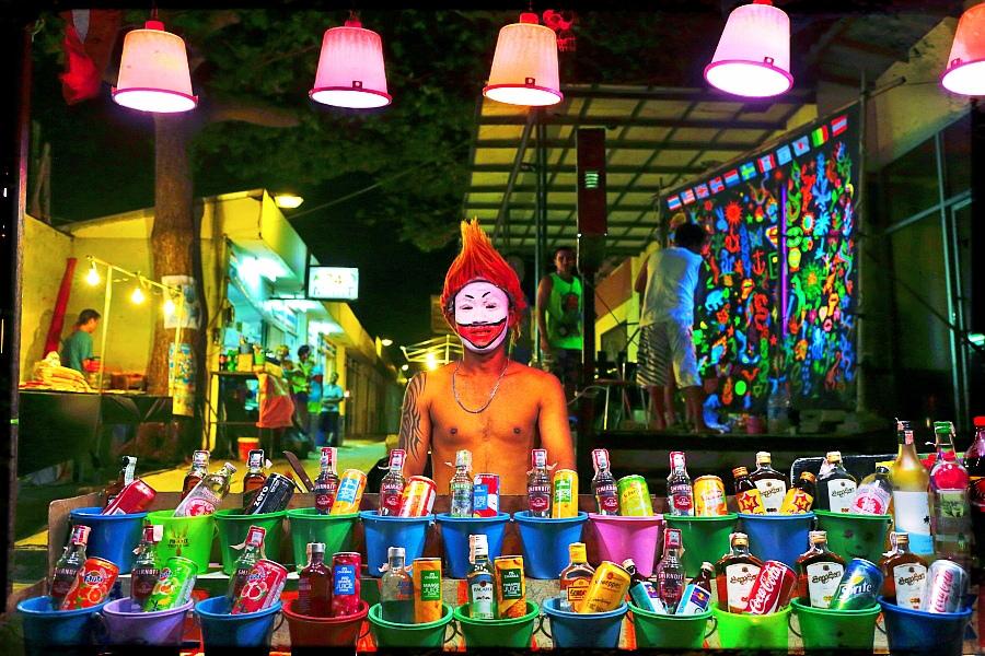 Bucket Full Moon Party Thailande