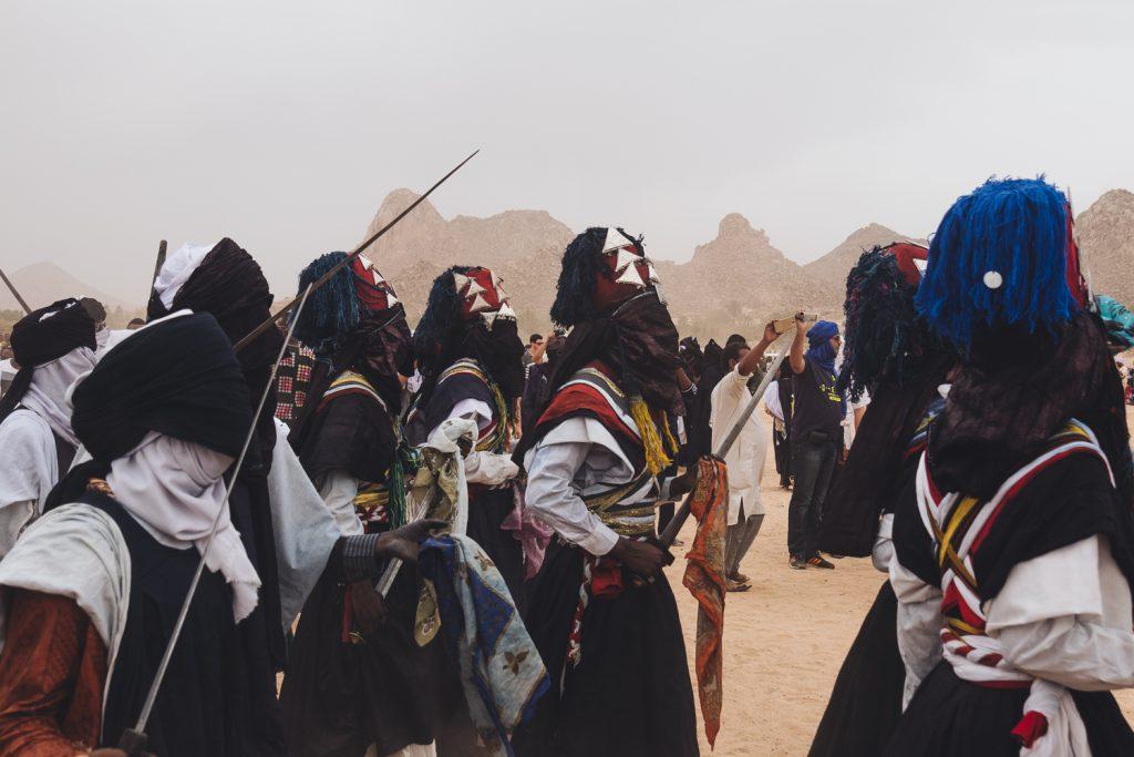 La Fête Touareg de la Sebiba à Djanet