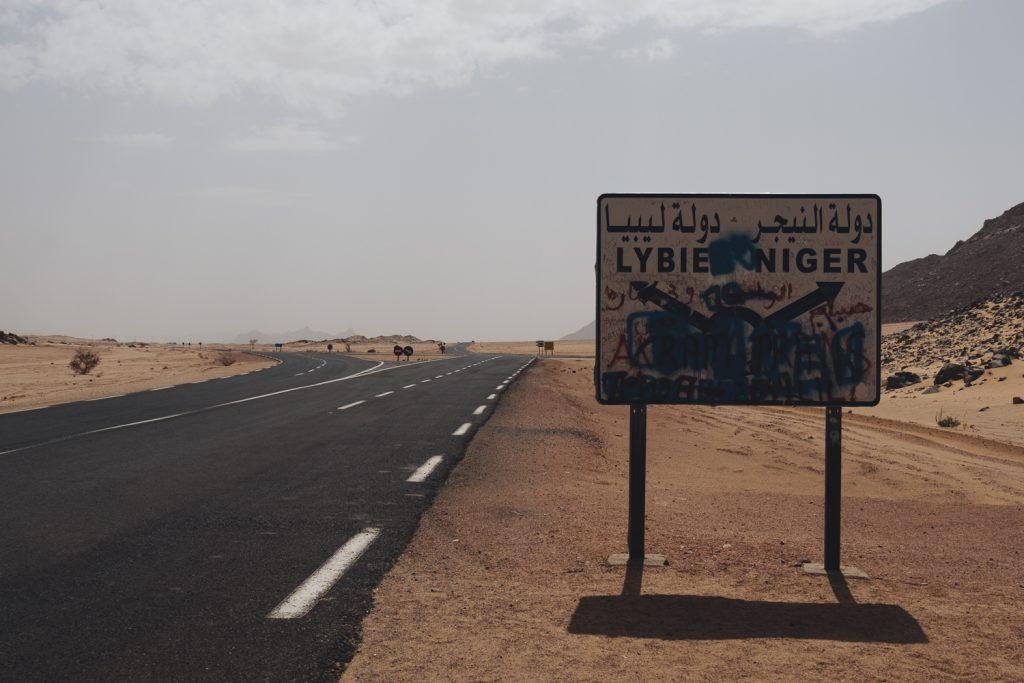 Voyage en Algérie dans le Tassili n'Ajjer