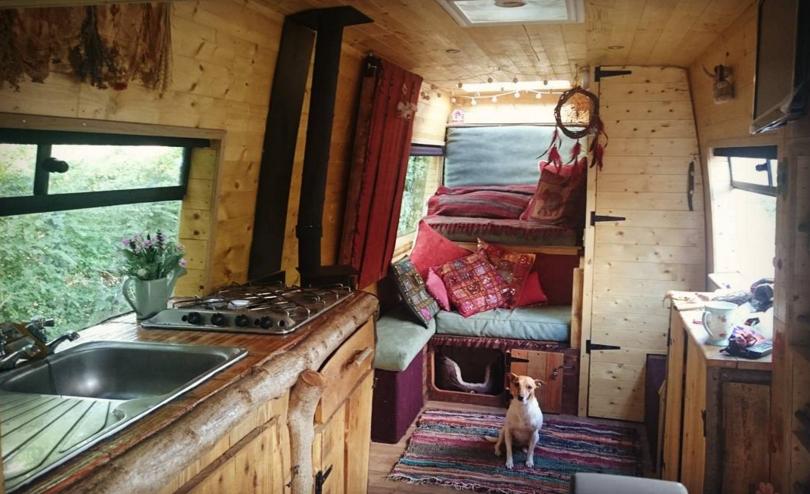 Voyage en van aménagé camper_travels
