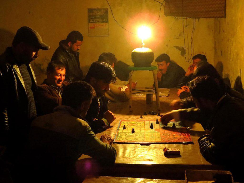 Casino clandestin Pakistan