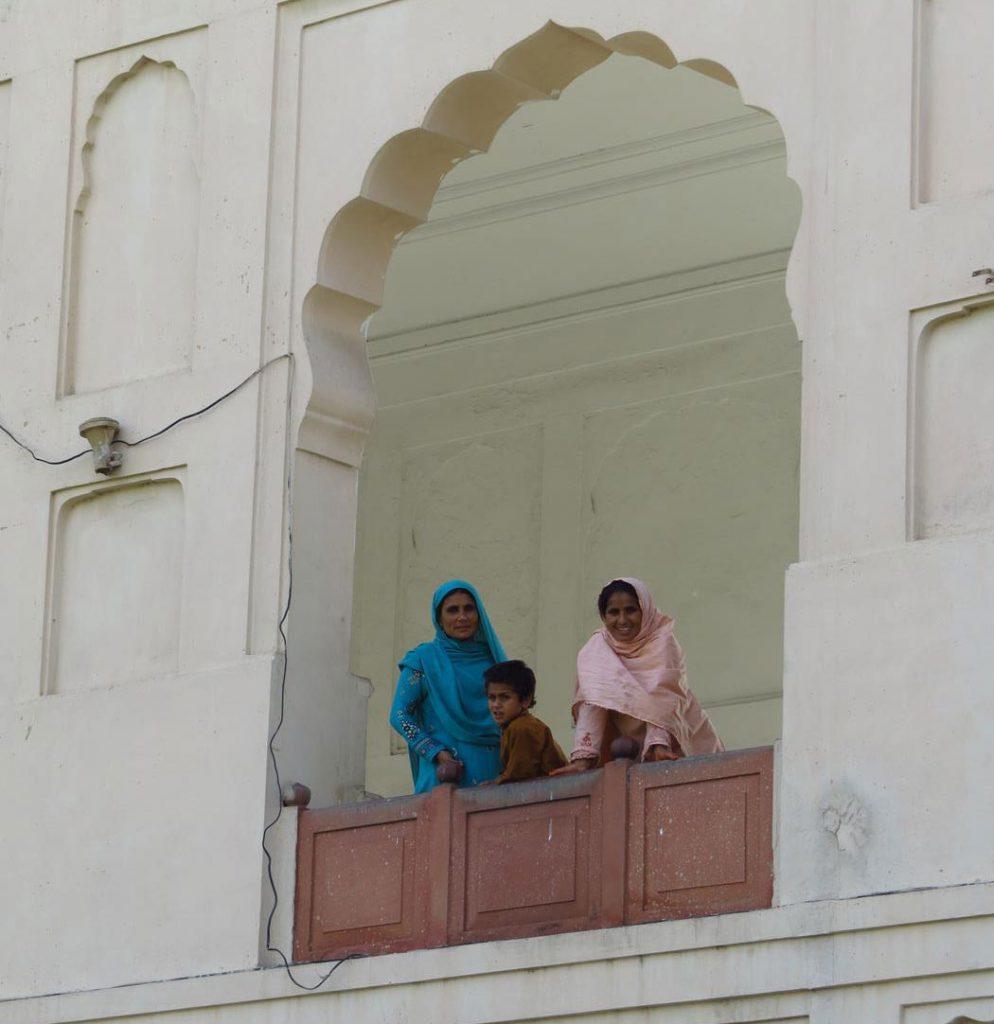 Famille Pakistan