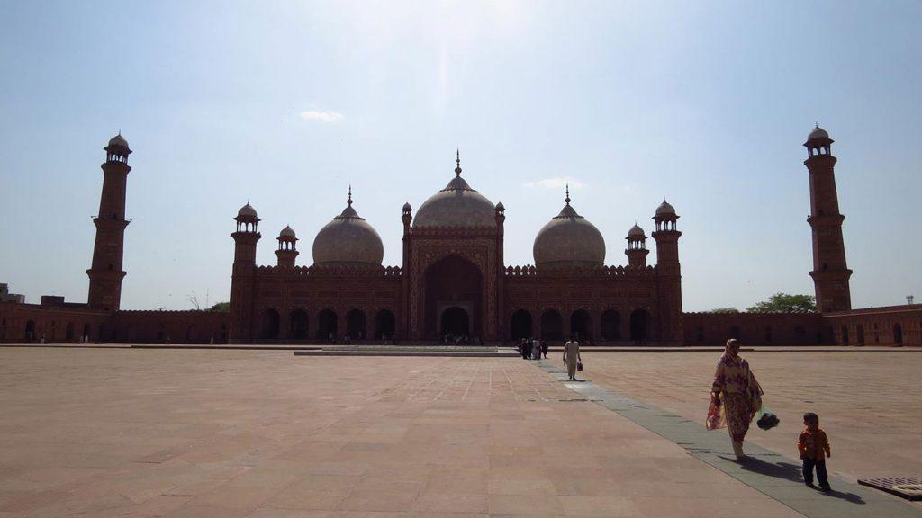 mosquée Bashahi